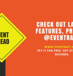 eventRAFT Pricing