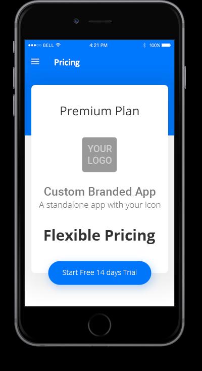 eventRAFT App - Pricing - Premium Plan