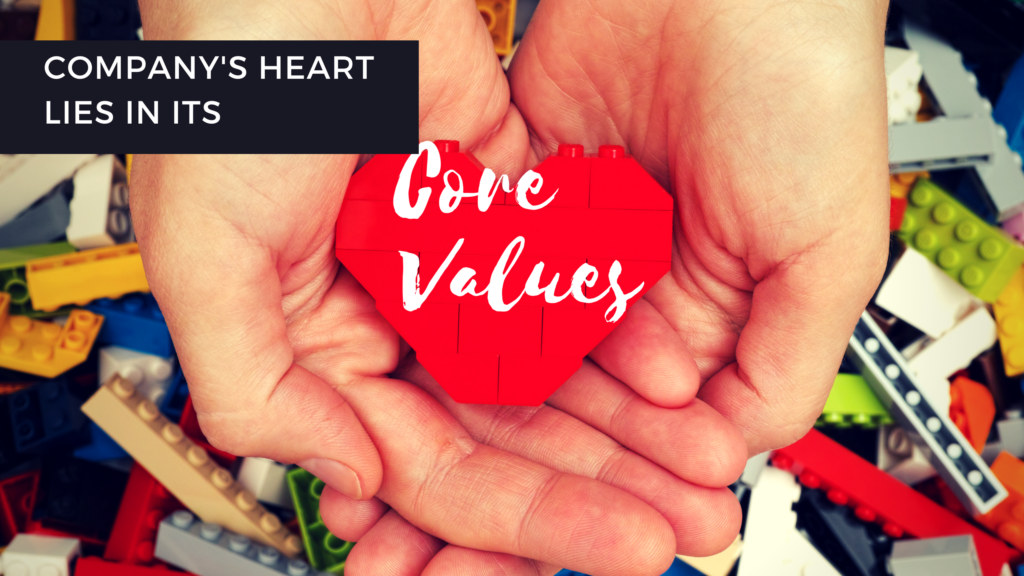 Core Values For Event Planners