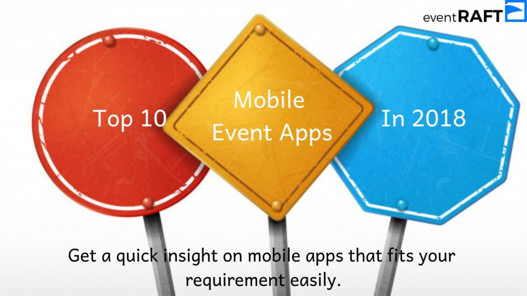 Ten Best Mobile Event Apps