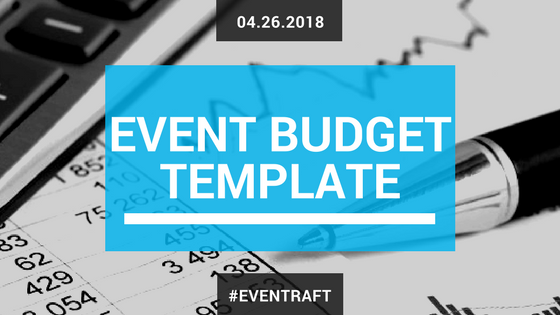 Event App Budget Template