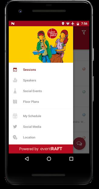 eventRAFT - Premium Branded App - GLF